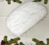 Erzgebirgischer Rosinenstollen mit Butter