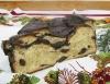 Mandelstollen mit Schoko/Marzipanstollen (3,6 % Mandeln, 19% Schokolade)